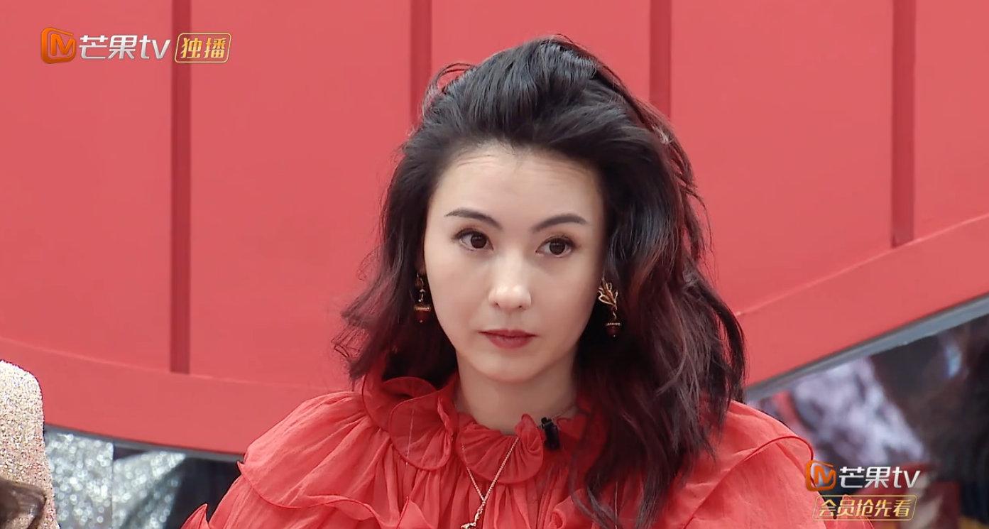 《浪姐2》初舞台:袁姗姗忘词,张柏芝划水,黄晓明再现霸道总裁