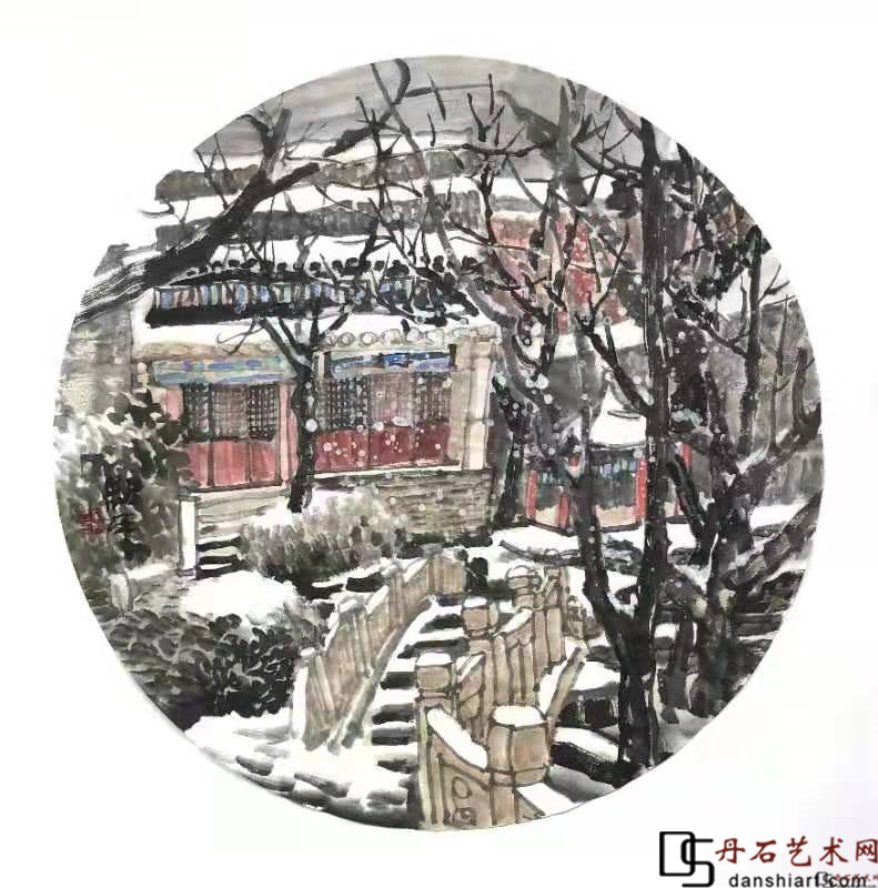國畫名家-王繼平