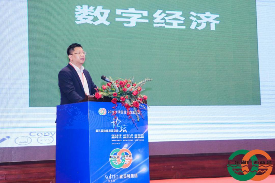 2020大湾区桂商发展大会在广州举行