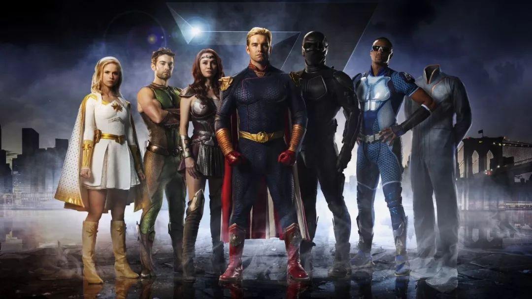 把漫威DC黑了个遍,《黑袍纠察队》这剧太过瘾