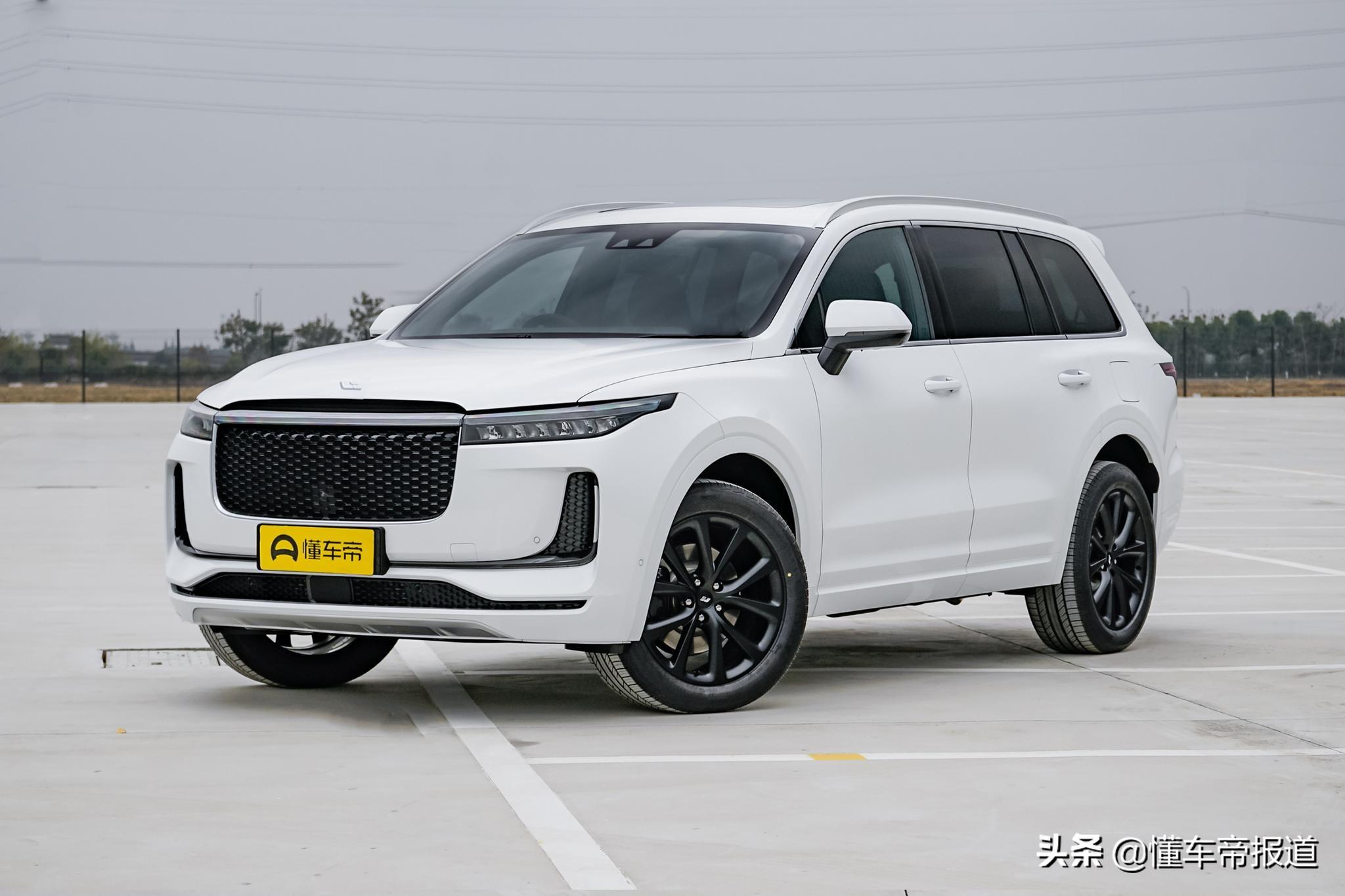 重磅|理想汽車:2022年發布全尺寸SUV,還是增程式
