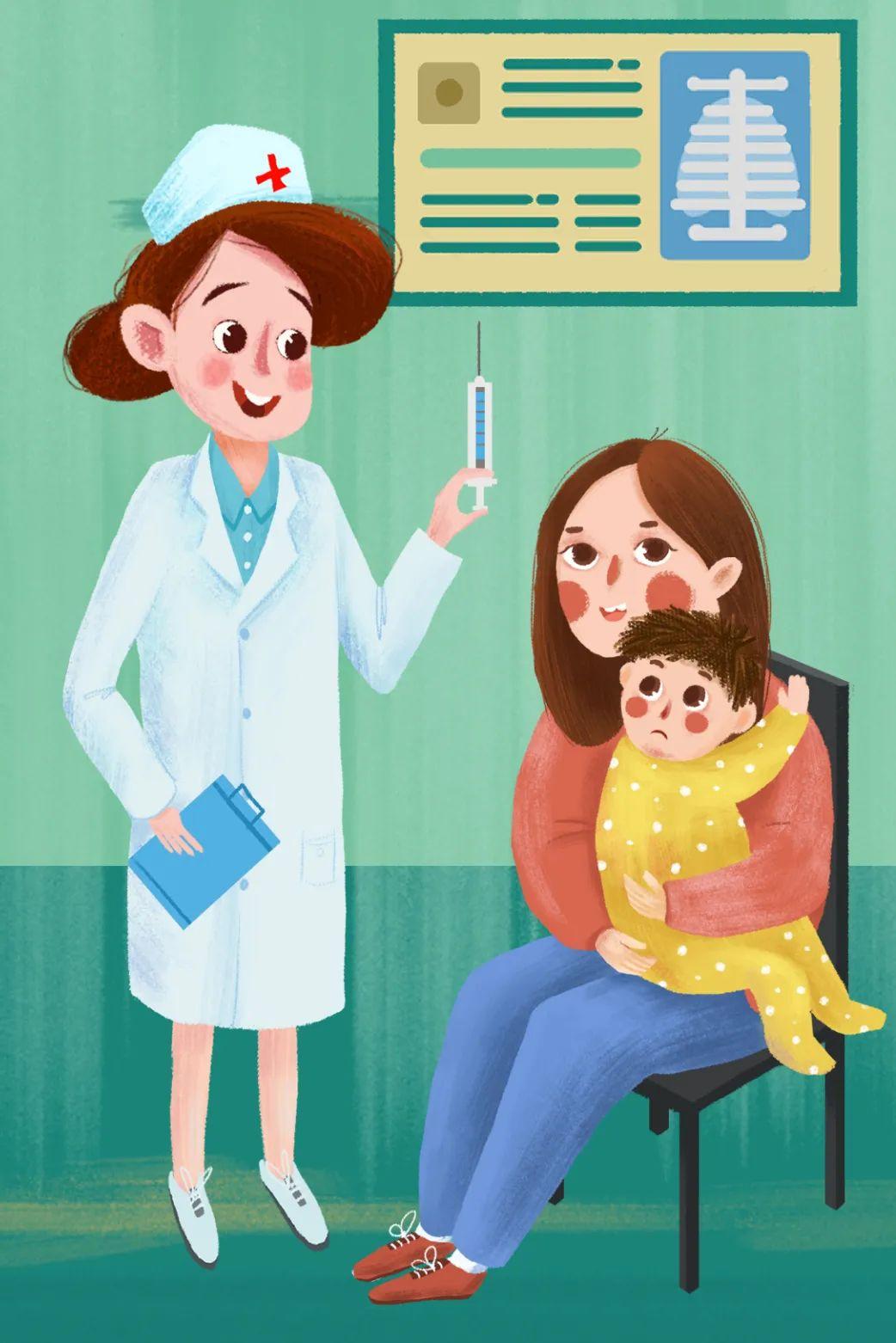 特殊儿童怎么接种疫苗?