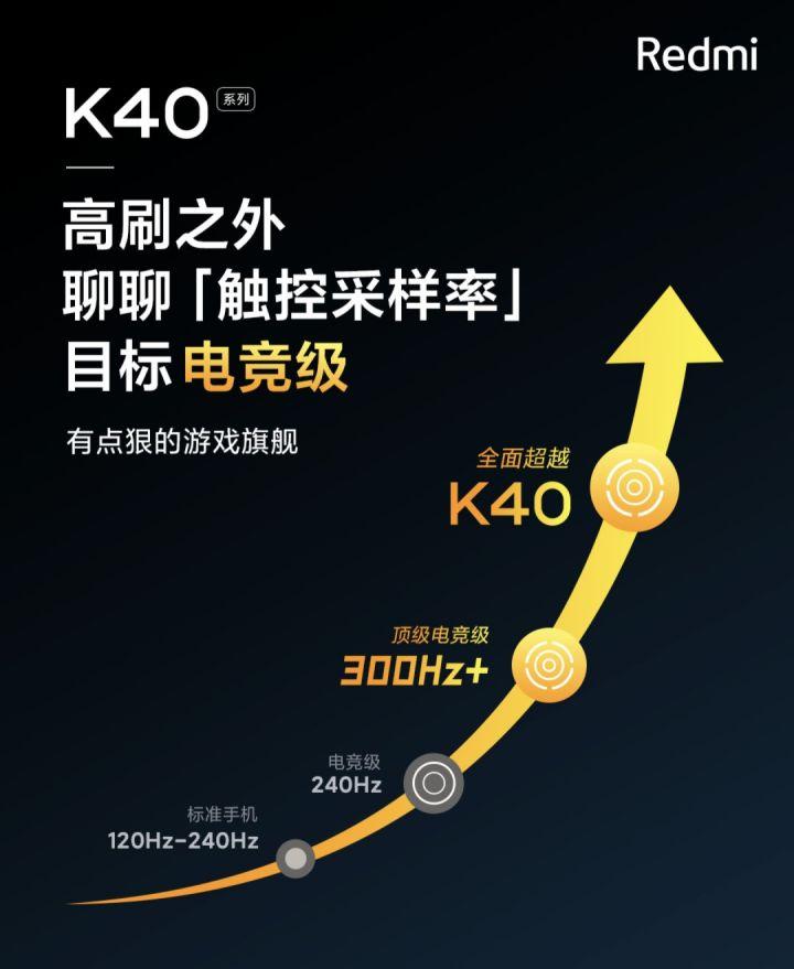 看到红米K40发布之后的感受,很复杂
