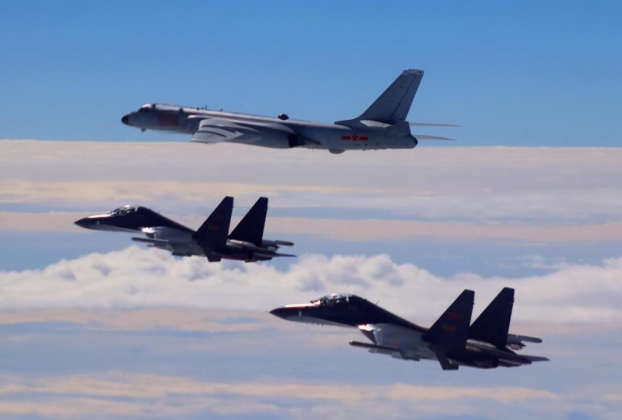 中国16架战机深入南海,离马来西亚海岸仅60公里,马:指令遭无视