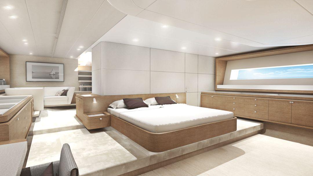 颜值即正义,RP42超级帆船概念,未来的视觉