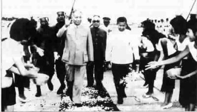 """1965年""""湘江案"""""""
