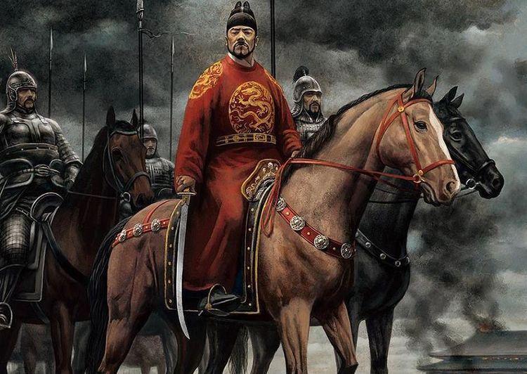 历史上著名的五大皇室宫廷流血政变