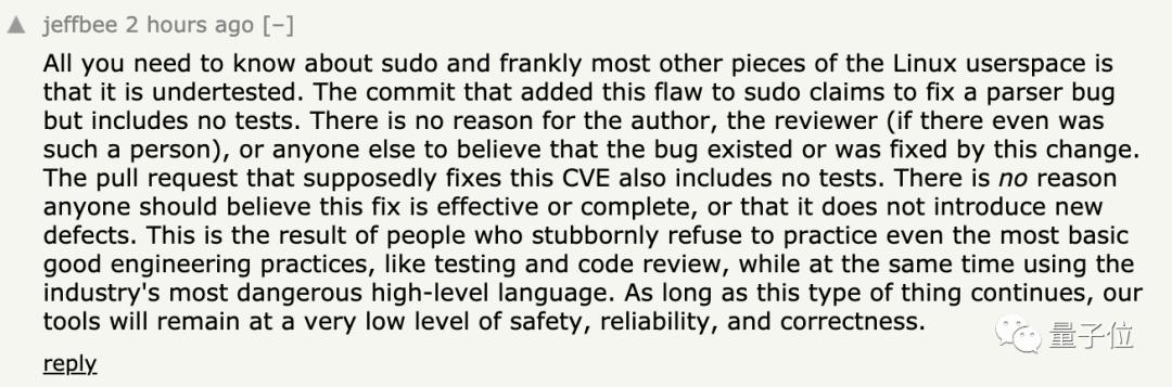 快检查下你的sudo:被曝漏洞,无需密码就能获取root权限