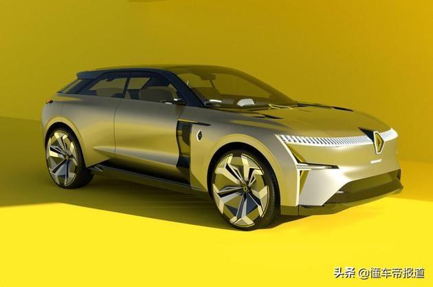曝光 | 雷诺将推出两款纯电SUV加速品牌复兴
