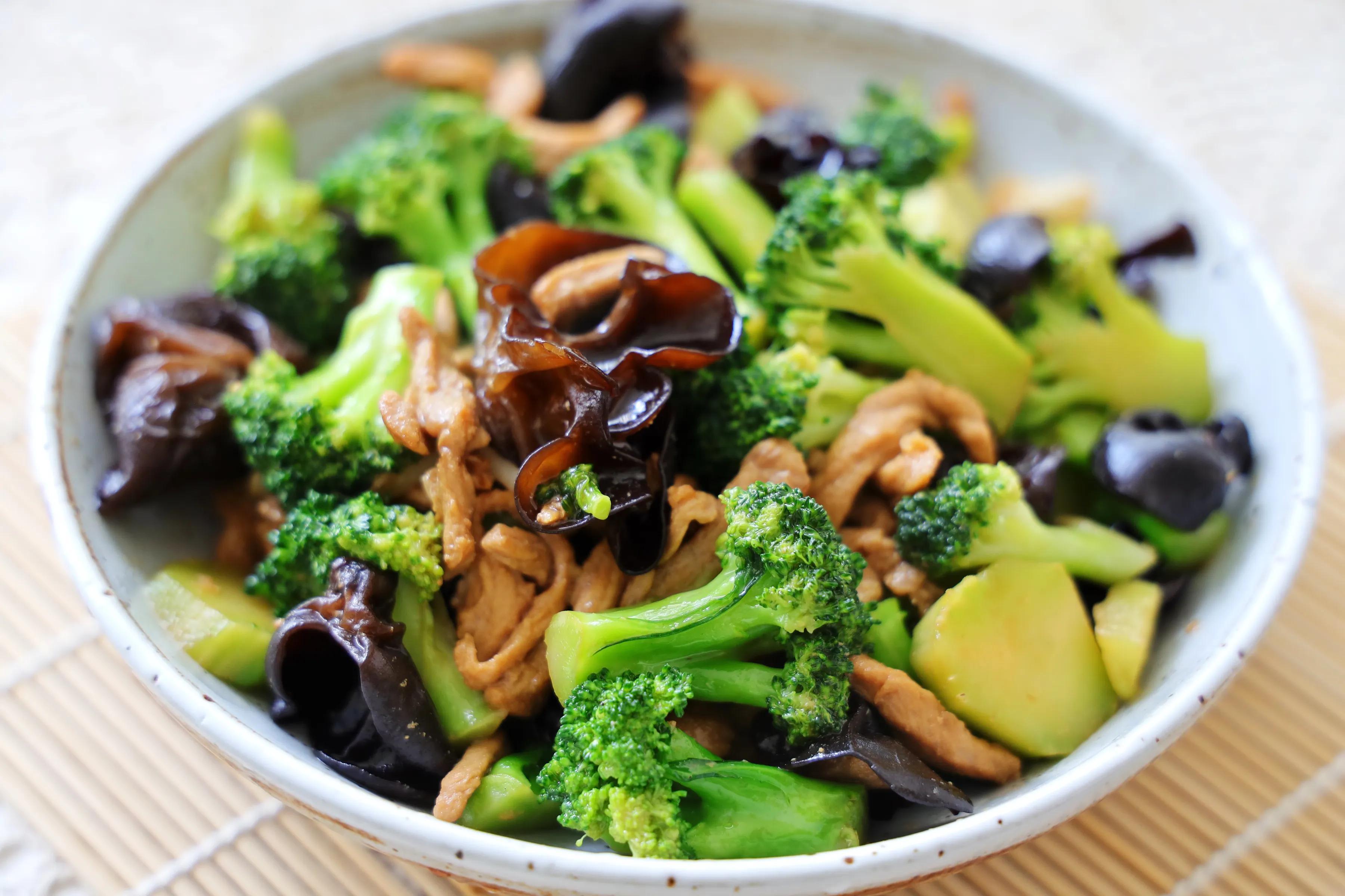 我家常吃的几道小炒菜,营养丰富,好吃下饭,一年四季可常吃