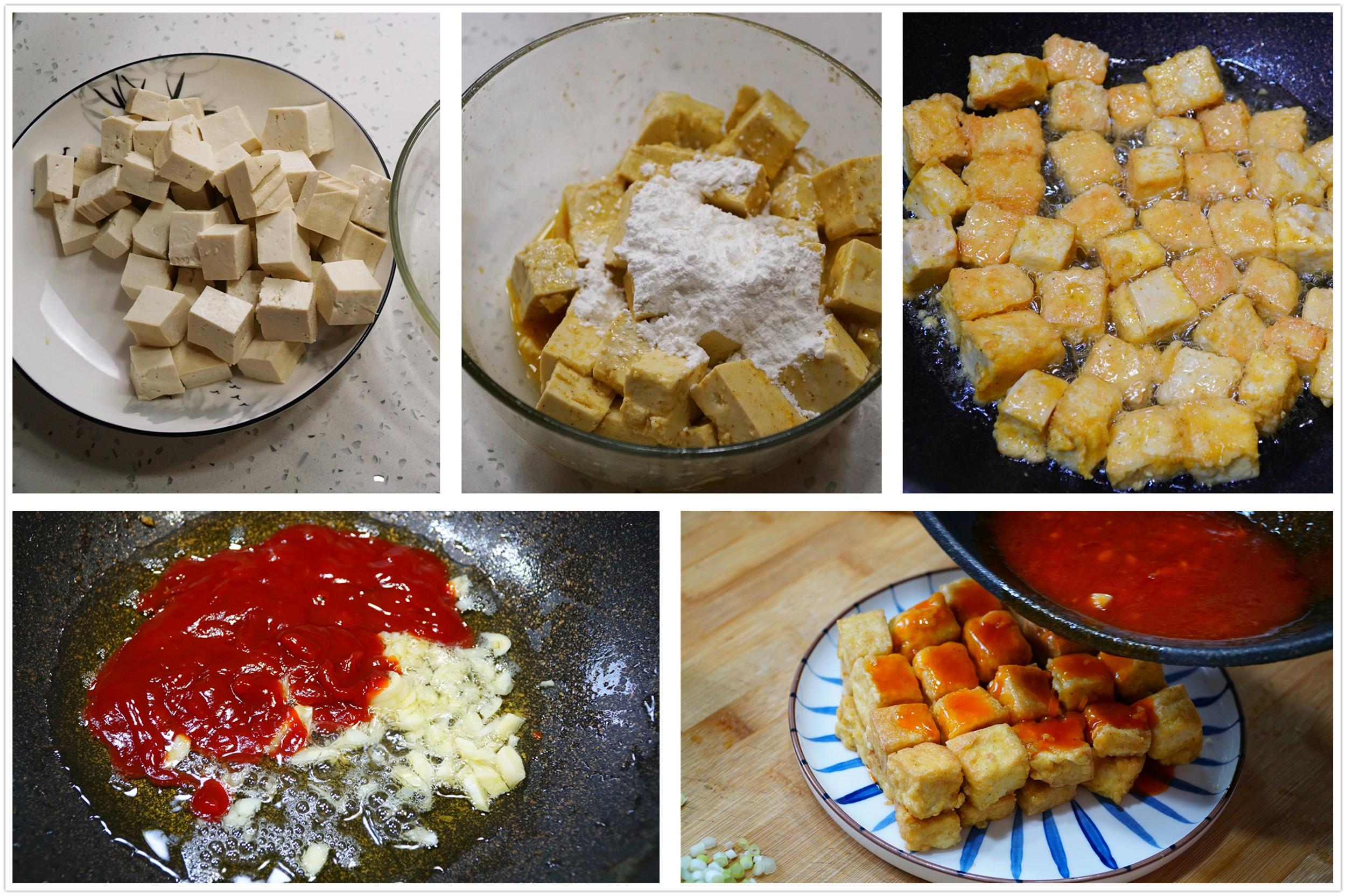 年底聚餐用的上,豆腐6种吃不烦的做法,有滋有味,不比吃肉差 美食做法 第13张