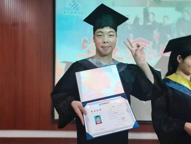 我们毕业啦——记青华模具04期学员毕业典礼