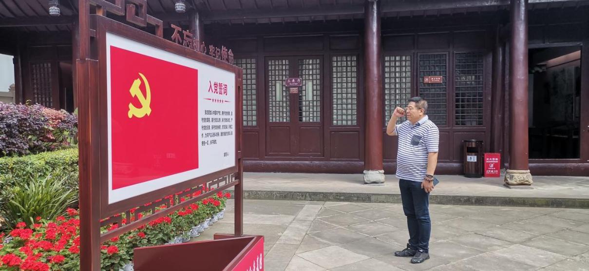 继承红色基因传承革命精神――访中国军人后代龚巧玉、龚水明