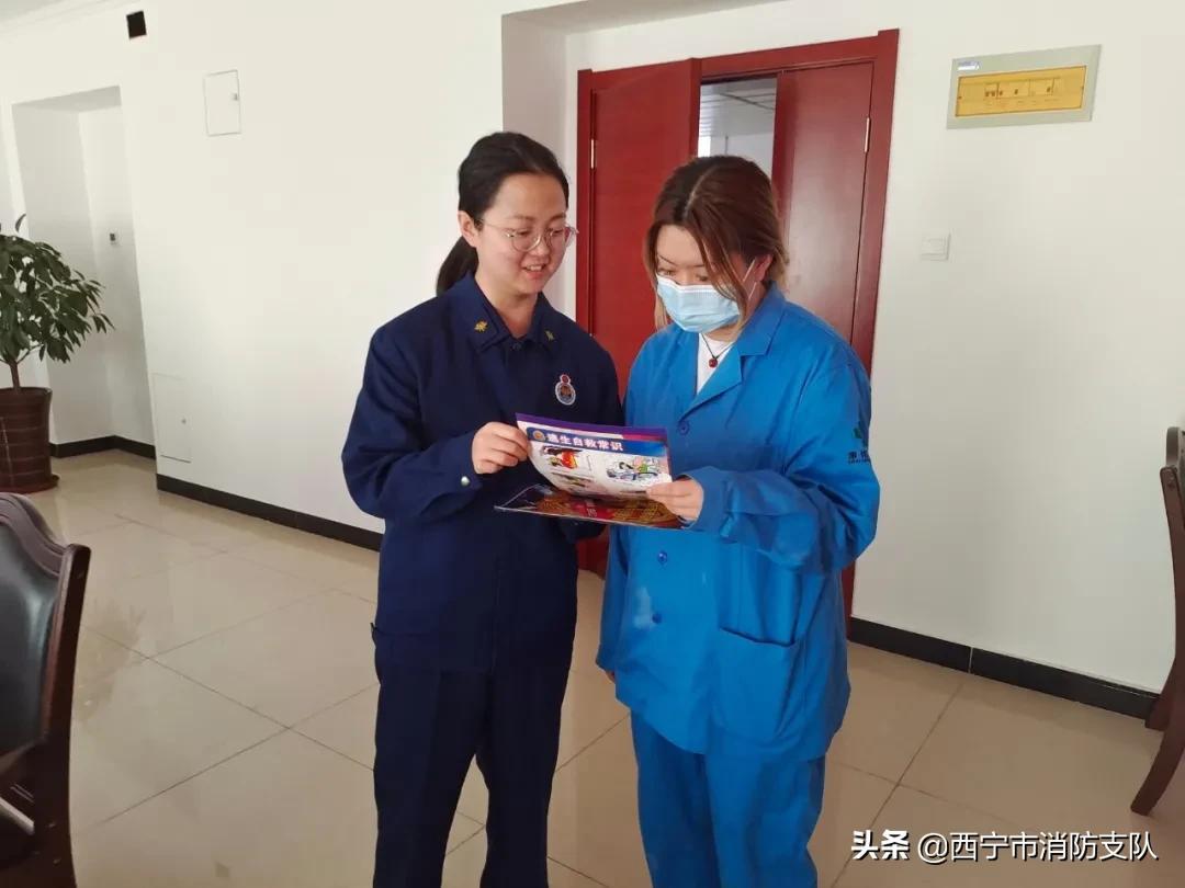 西宁南川消防多举措护航医疗机构消防安全