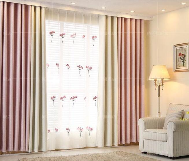 新房硬装不够美,用软装来加分,分享5种窗帘搭配增加客厅颜值