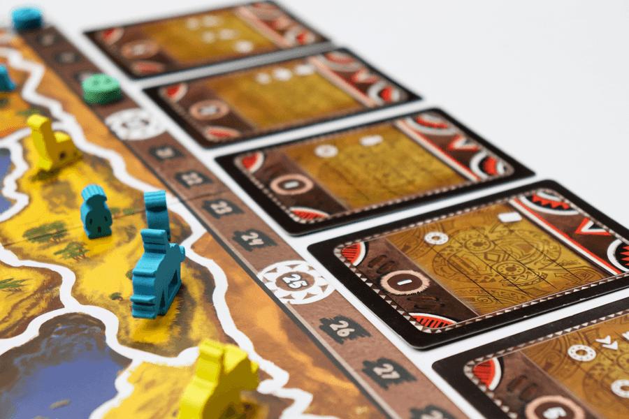 IELLO新游前瞻:驰骋非洲草原,繁荣古希腊城邦