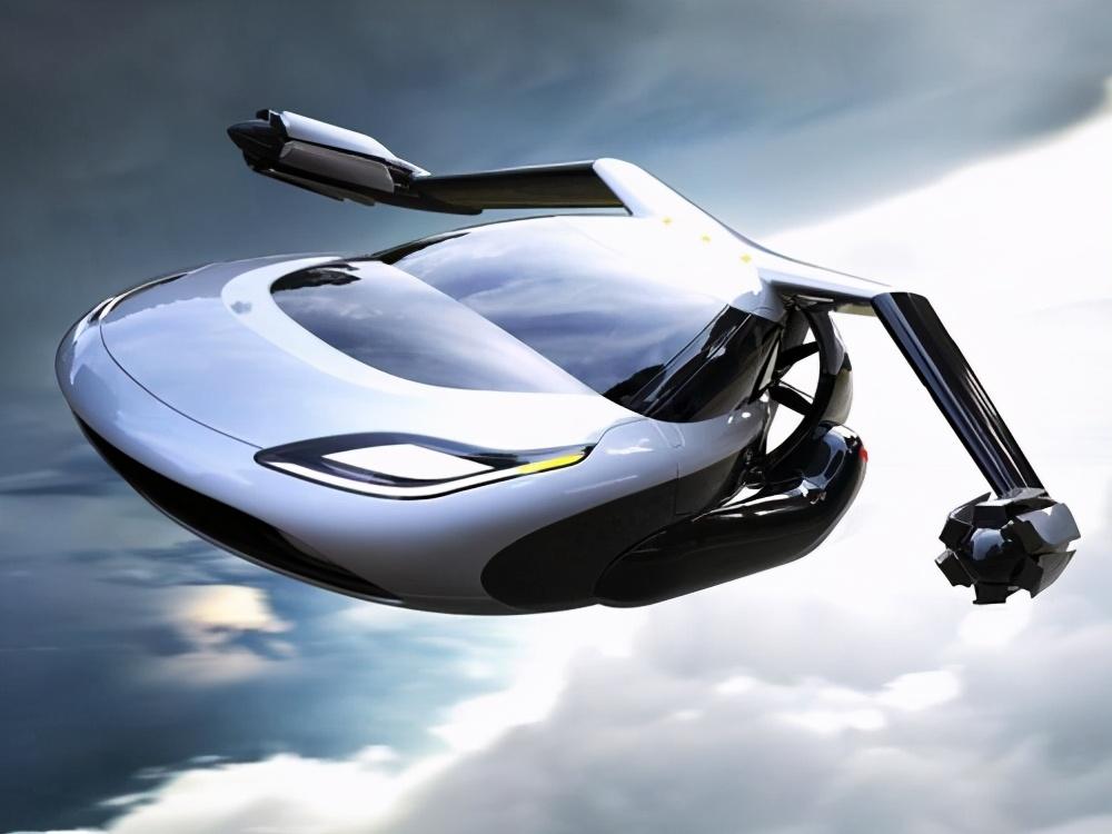 飛行汽車:我想飛到天上去,去呀去吹牛