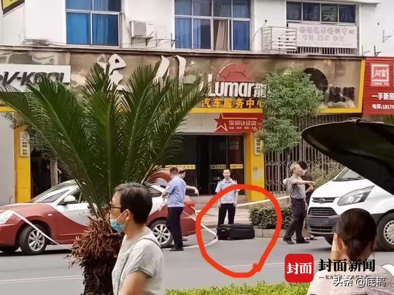 """起底江西""""带血行李箱案""""嫌疑人:疑为KTV经理,死者为其女下属"""