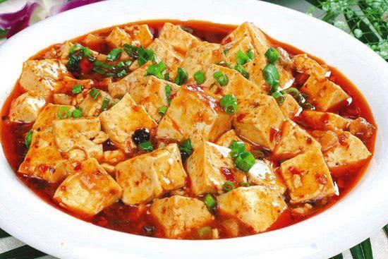 四川名菜——麻婆豆腐 美食做法 第2张