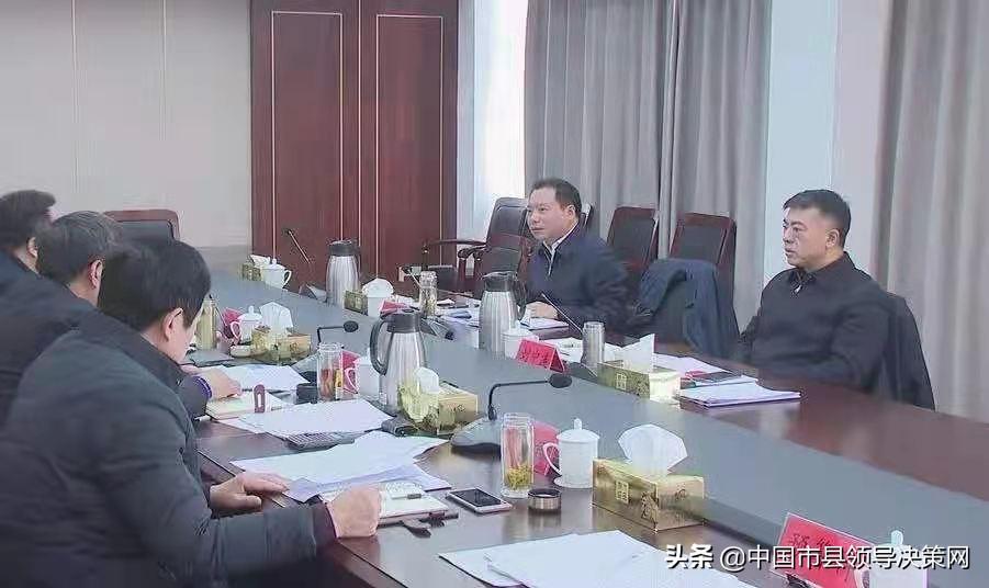 江苏响水县政府领导专题调研全县财政工作