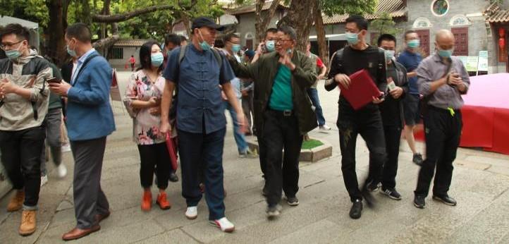 广州纯阳道观的选址和布局彰显了道长李明彻的风水造诣