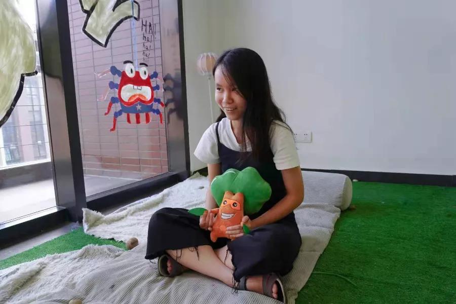 黄慧琳:18岁少女通晓四国语言,愿做助力文化交融的心理学者