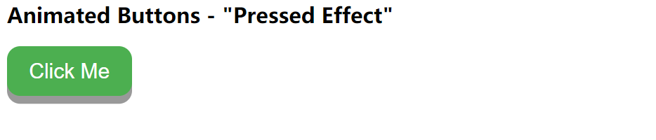 一篇文章带你了解CSS3按钮知识