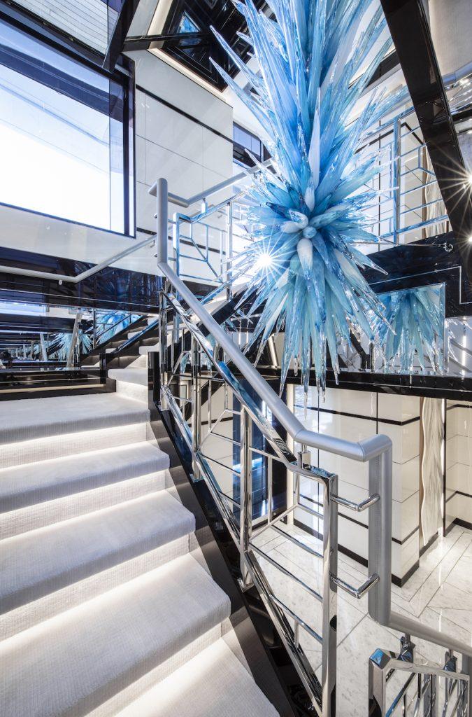 土耳其定制超级游艇品牌Turquoise 77米旗舰Go设计欣赏