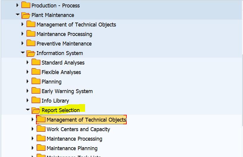 SAP PM入门系列20 - IH08Equipment报表