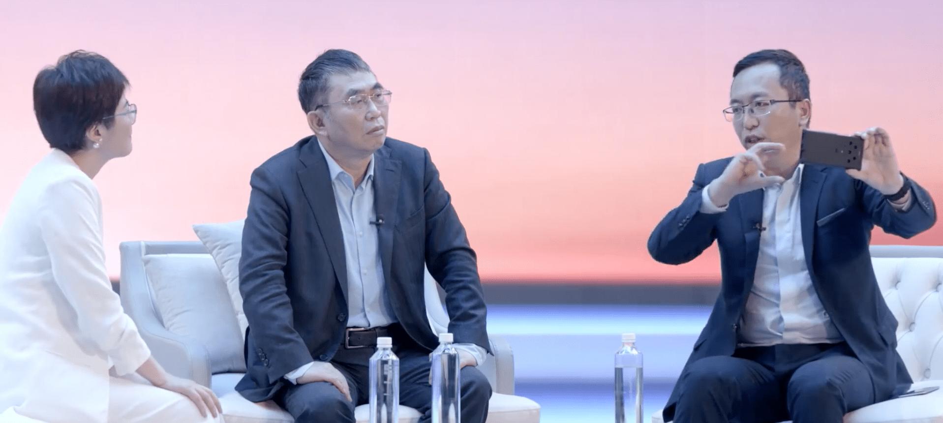 「科技V报」荣耀Magic3五摄真机首次曝光;vivo弹出式后置摄像头专利公布-20210802-VDGER