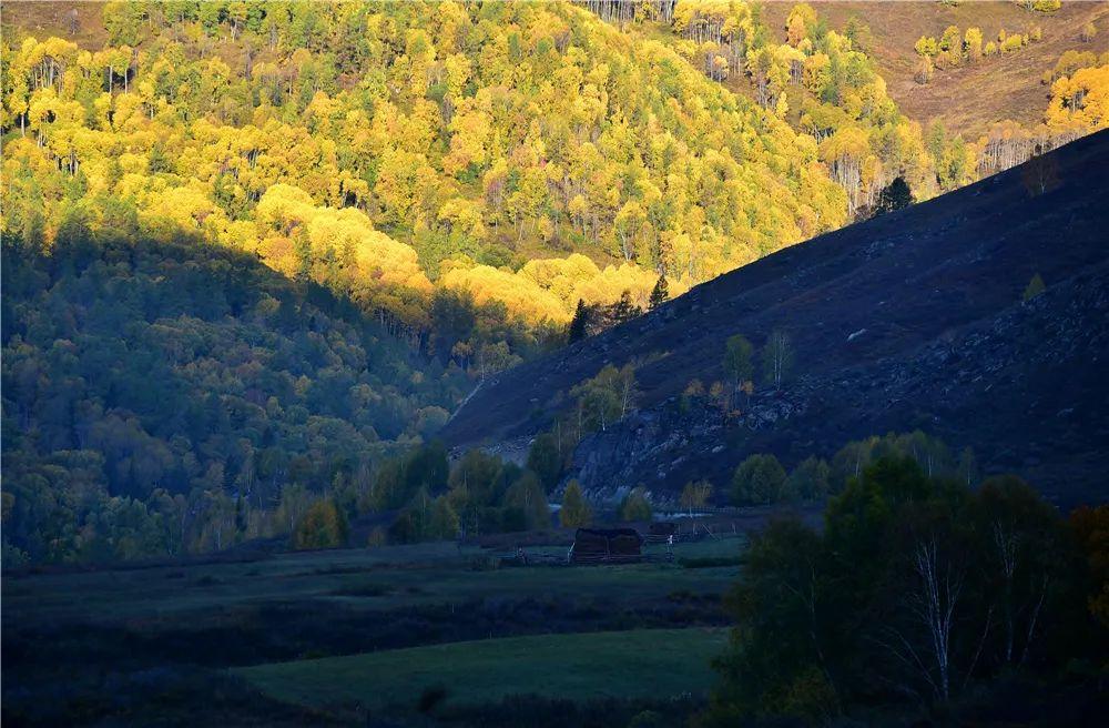色彩的季节:绝美秋天风光摄影作品欣赏