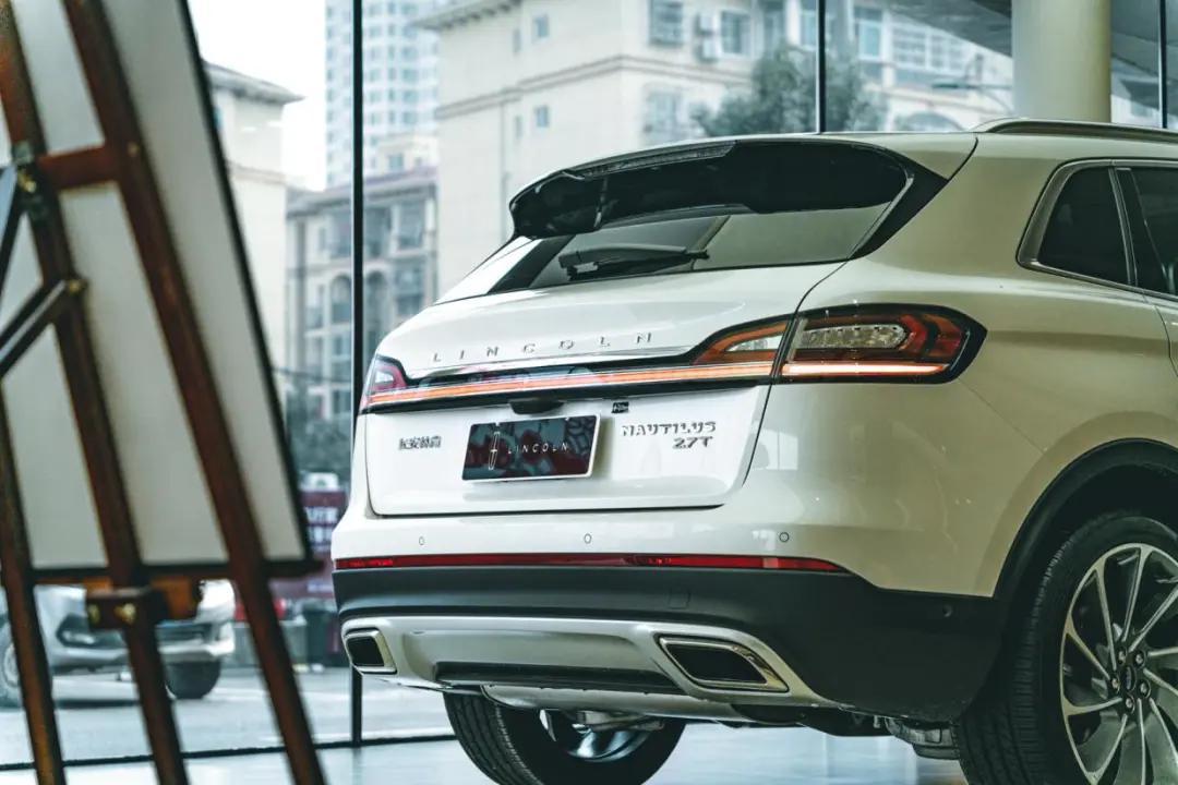 同级唯一V6涡轮增压发动机,这价格还买啥奔驰GLC?