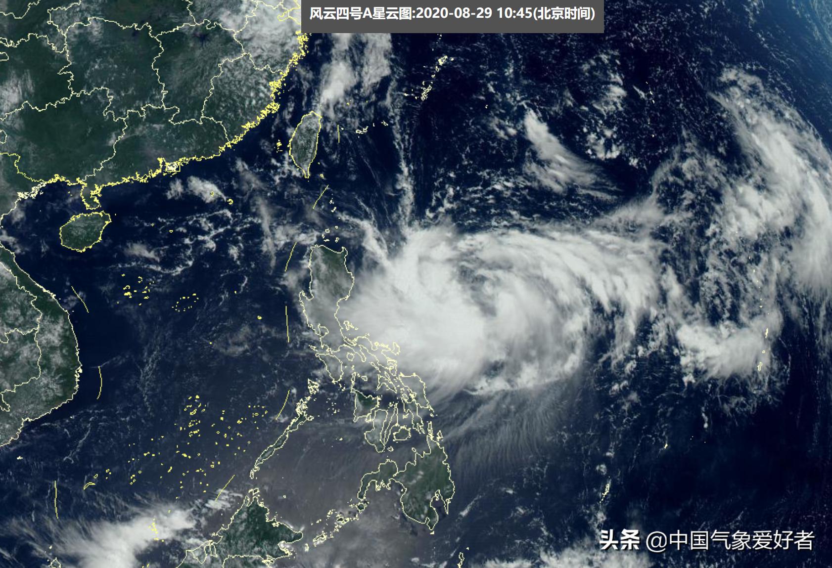 """美莎克持续收紧,有""""风王""""之势?权威预报:将成16级超强台风"""