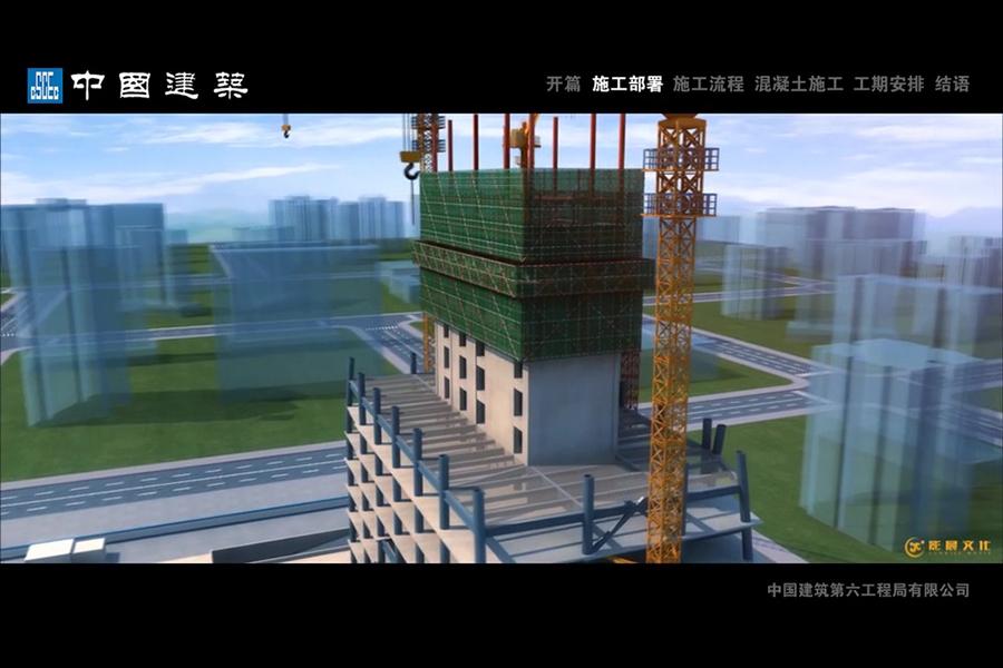 建筑三维动画制作在东莞能达到什么效果
