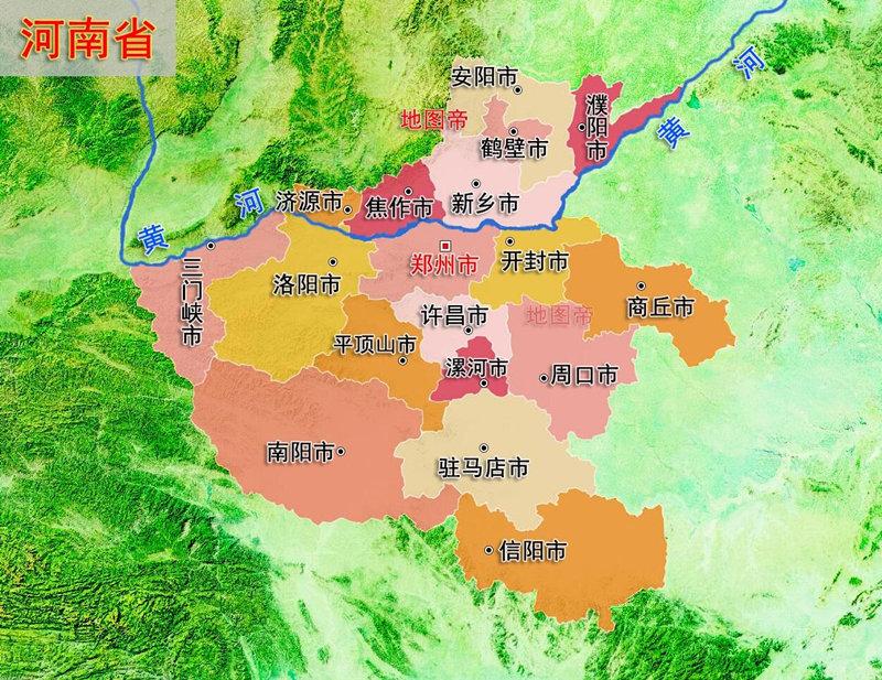 """平顶山只是许昌的一个区?""""吃许昌吞洛阳""""崛起历程你一定想不到"""