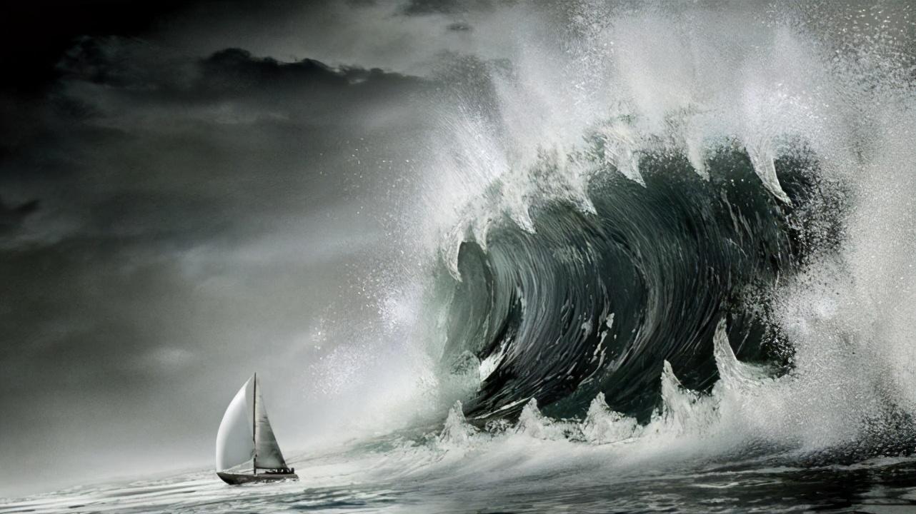 海平面上升75米會怎樣?不是玩笑,科學資料表明或很快成為現實