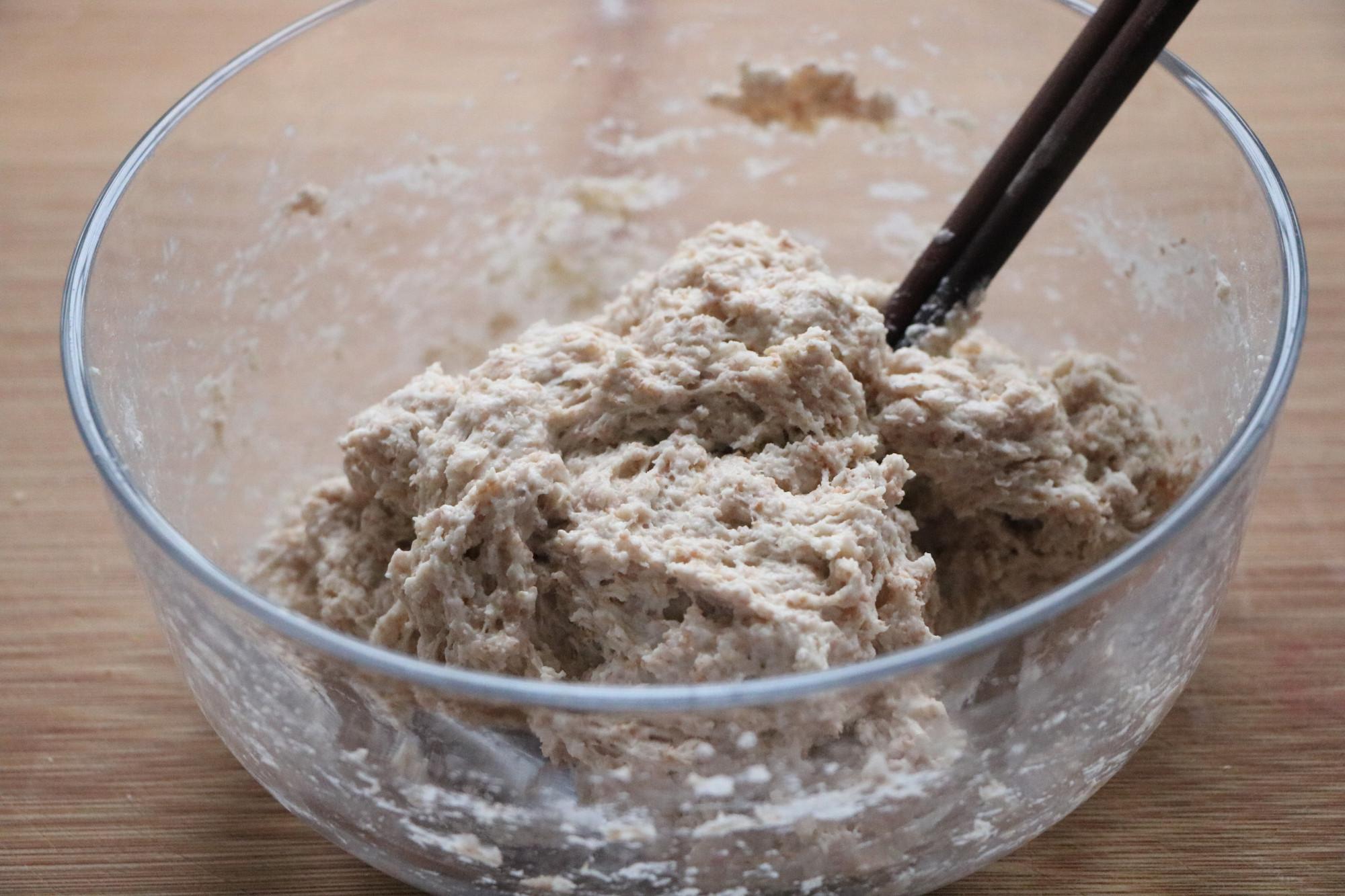 60%无糖低油的全麦吐司,终于找到柔软好吃的配方,减脂不发愁