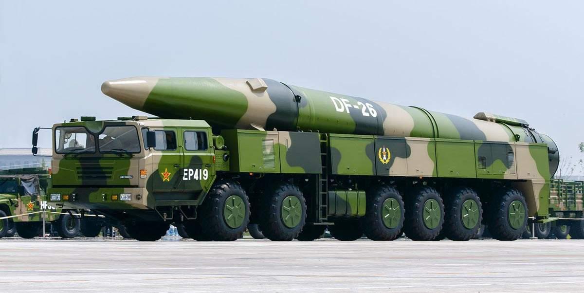 中国超过俄罗斯,成为美国最大的核威胁?美国想让解放军自废武功