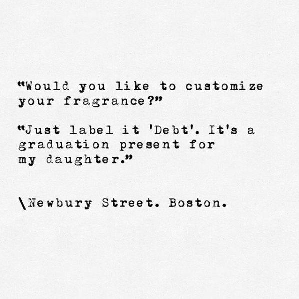 法国香水品牌记录下顾客的对话,句句都是顶级文案