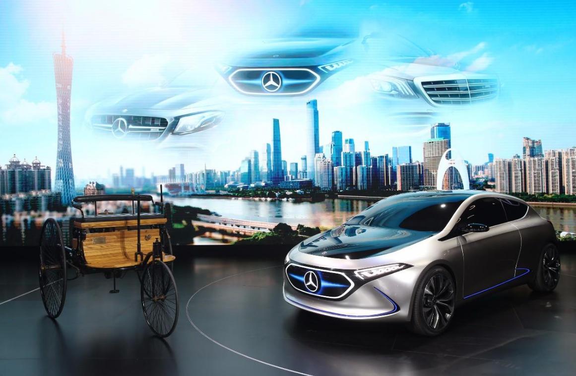 奔驰性能车迈进纯电时代,是否还有容身之地?网友:再见AMG