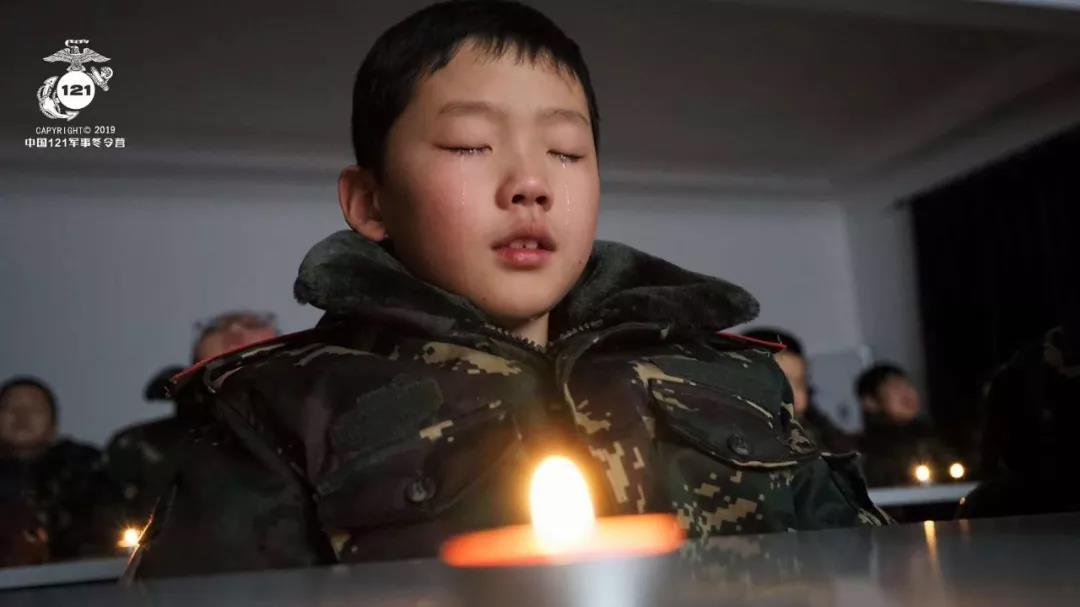 2021中国121军事冬令营火热报名中