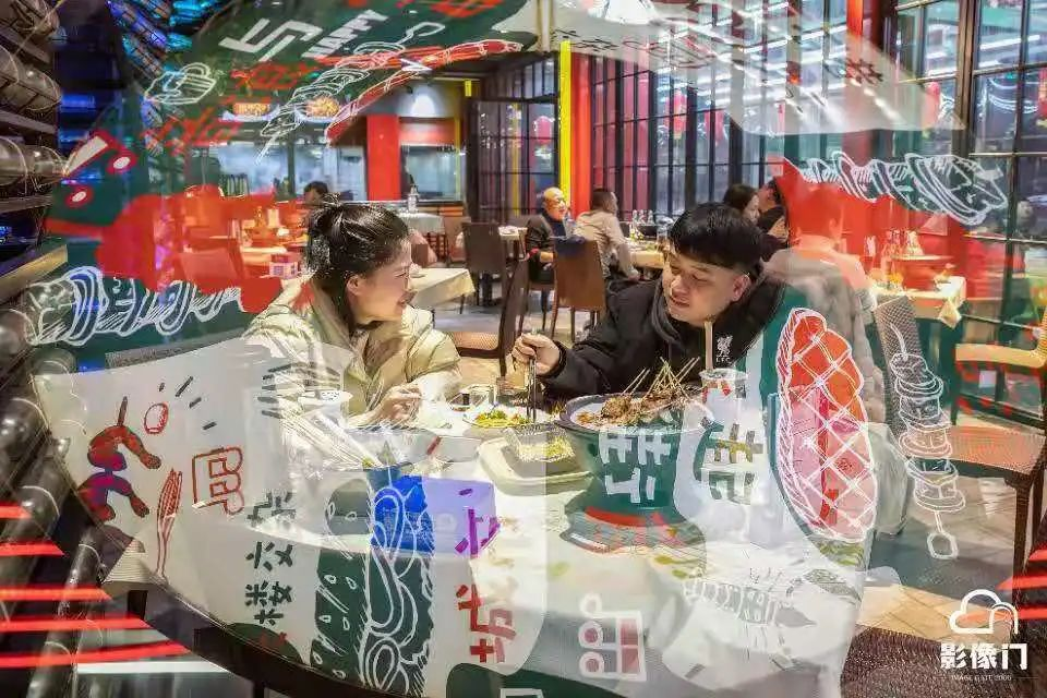 """高桥永定美食七街""""冬天有美""""摄影大赛作品选登(三)"""