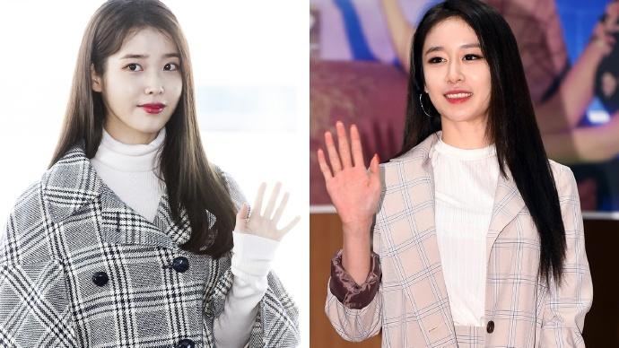 IU与T-ara朴智妍展现10年知己友情,共同出击tvN综艺