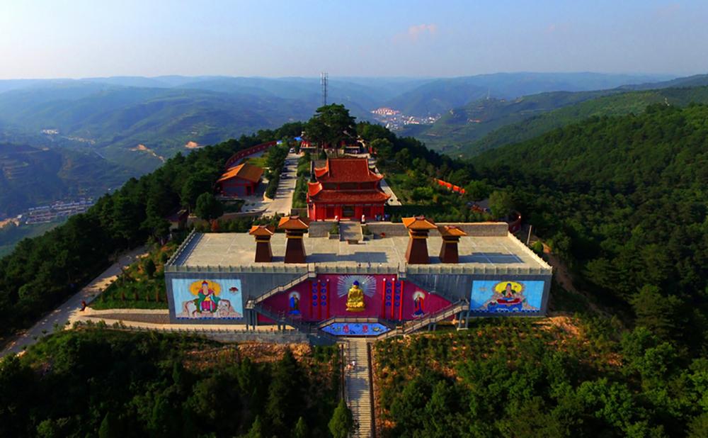 陕西延安一个县,和四川著名景区同名,总人口只有5万人