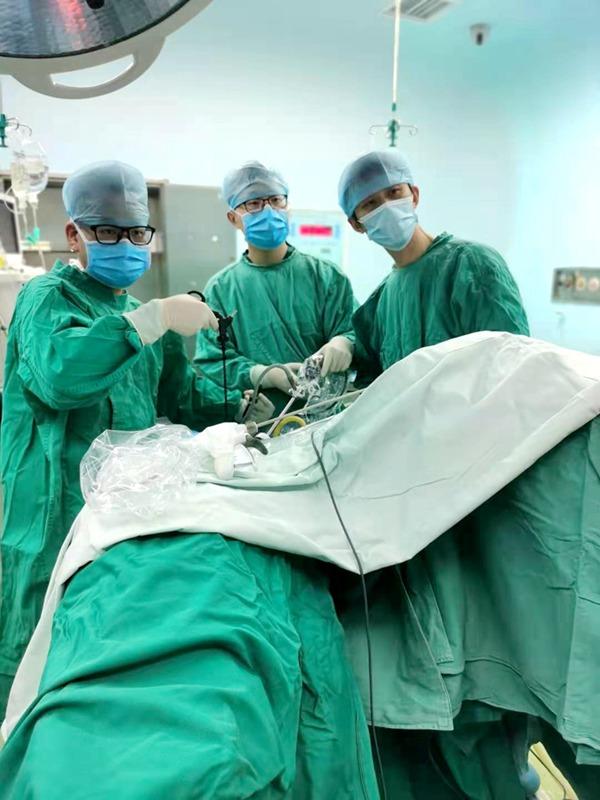 挑战超低位保肛极限——眉山市人民医院完成首例ISR直肠癌手术