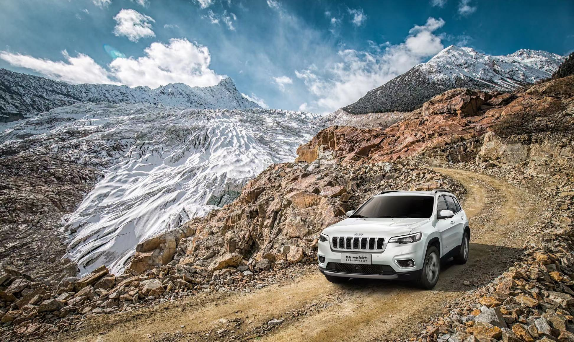 高性能,空间大,Jeep自由光冬季出行必备