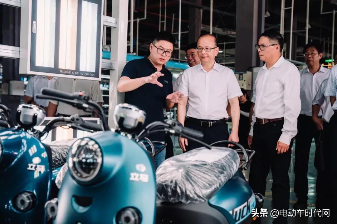 时代智造丨拥抱台州湾新区,立马新能源超级工厂助力产业智能化