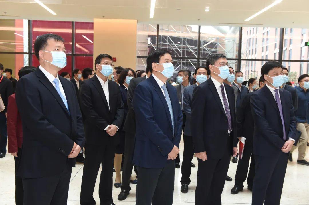 未来可期!浙大一院总部一期正式启用 全方位提供医疗服务!
