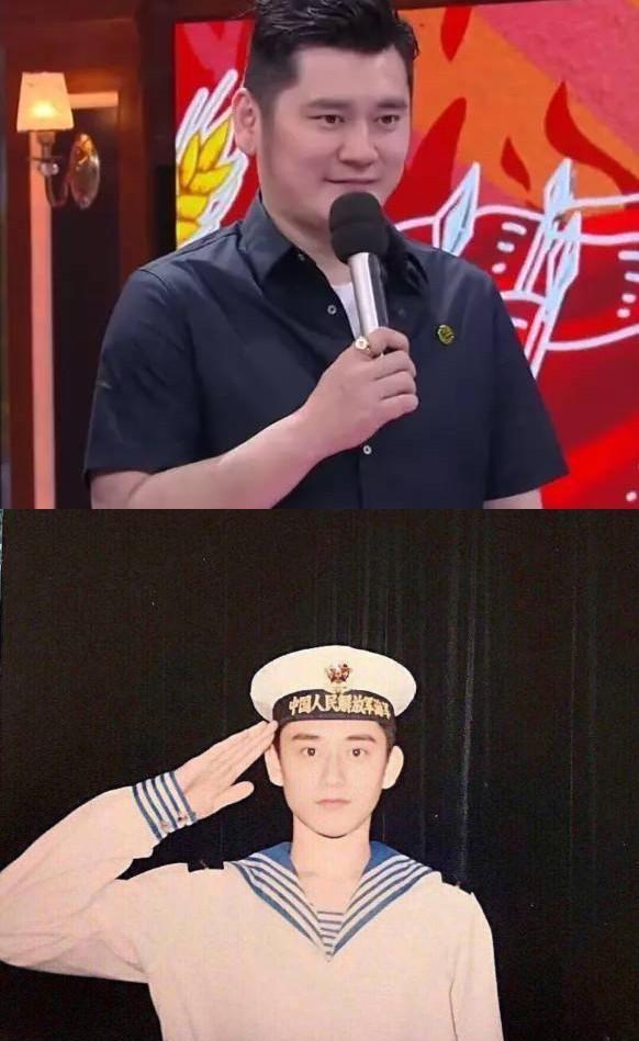 36岁主持人钱枫胖出新高度,体型超海涛,还被指撞脸歌手刘欢