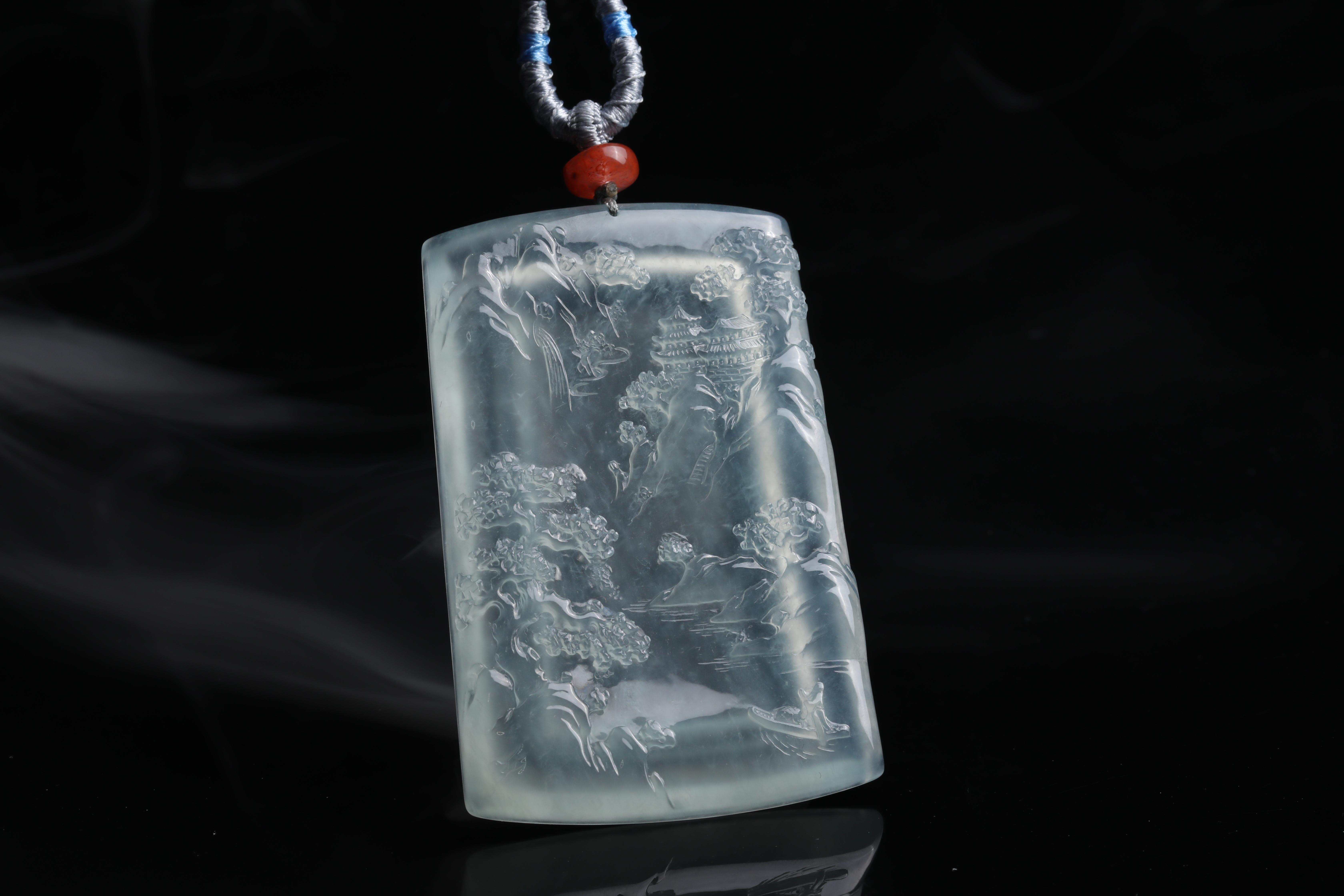 故宫翡翠藏品800多件,为什么就是没有无色玻璃种的翡翠呢?